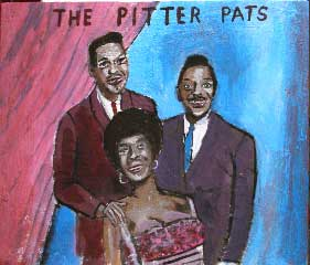 The Pitter Pats