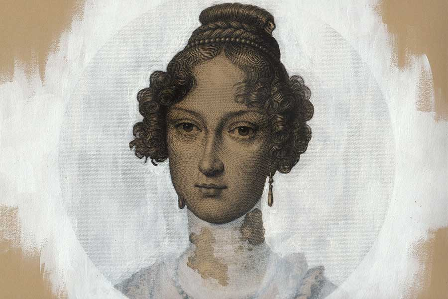 1860 Youth, Carson Fox