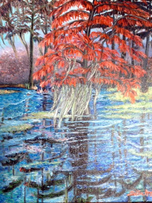Sallie Ann Glassman, Cypress Spirit