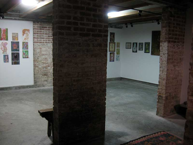 Barristers gallery interior
