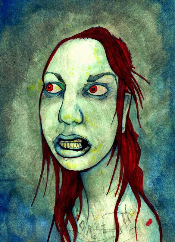 Miss Scream, Lillian Butter