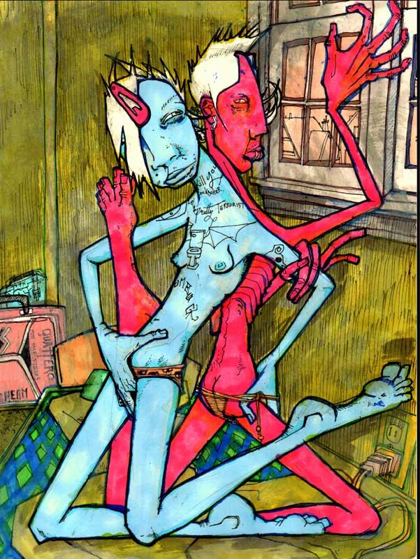 Solitude of Elegance, Lillian Butter