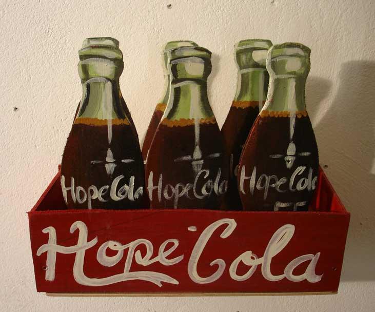 Hope Cola ~ Silke Thoss