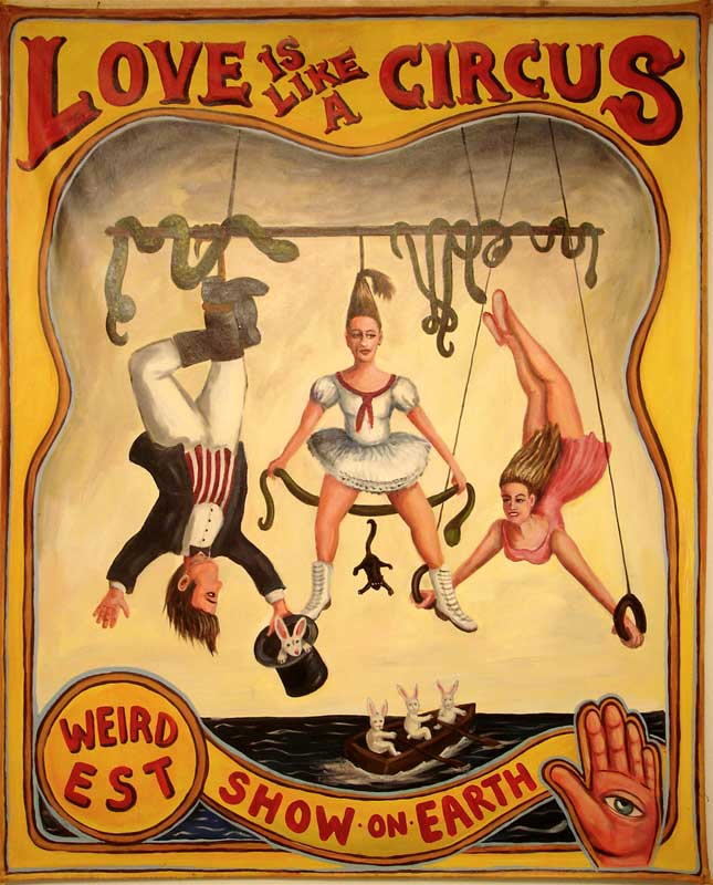 Love is a Circus, Silke Thoss