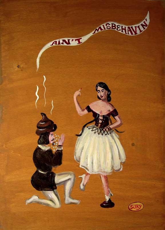 Ain't Misbehavin' ~ Silke Thoss