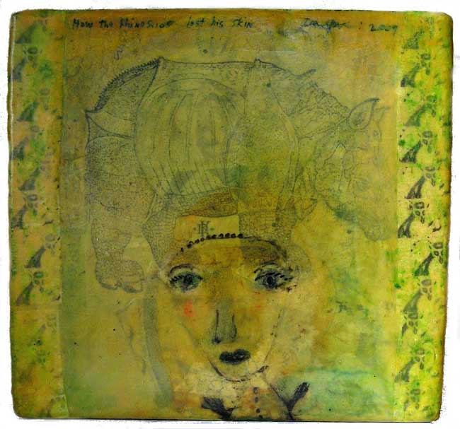 Anne Grgich ~ Holding
