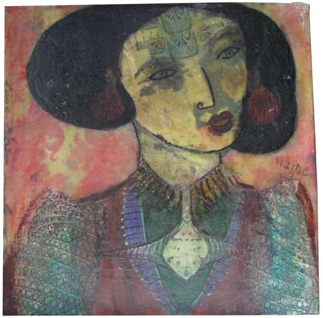 Anne Grgich ~ Ornamentalist