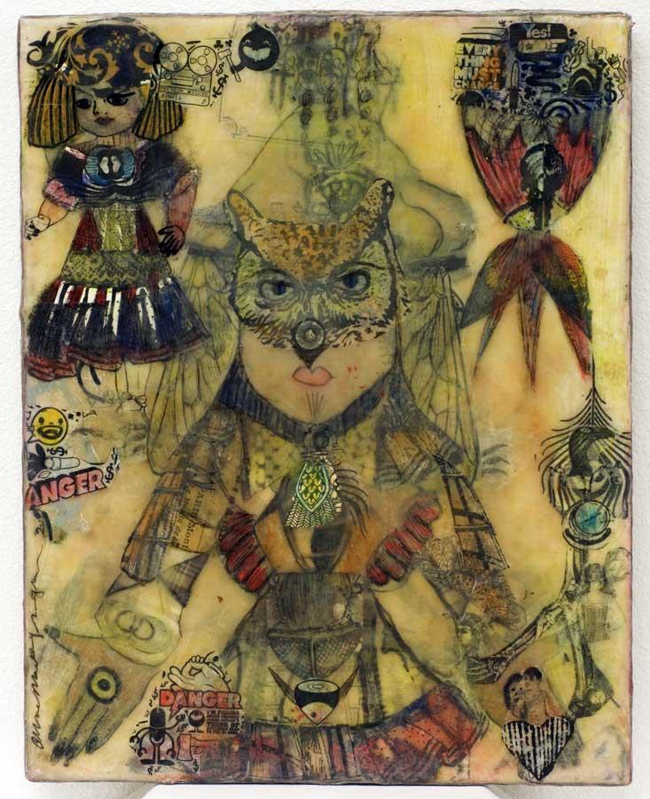 Anne Grgich~ Masquerade