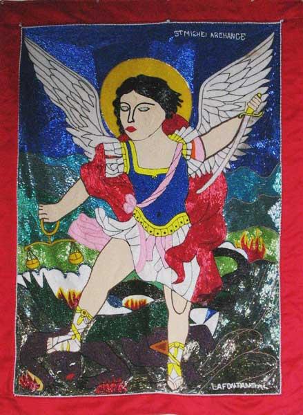 St. Michael banner
