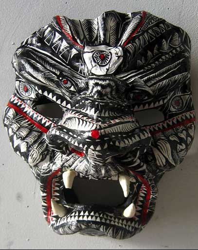 Hell Mask (frontal)