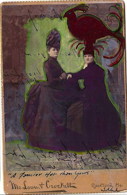 A Fancier Hat Than Yours, Karoline Schleh