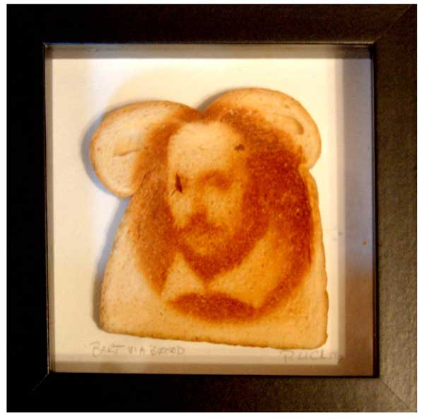 Bard on Toast