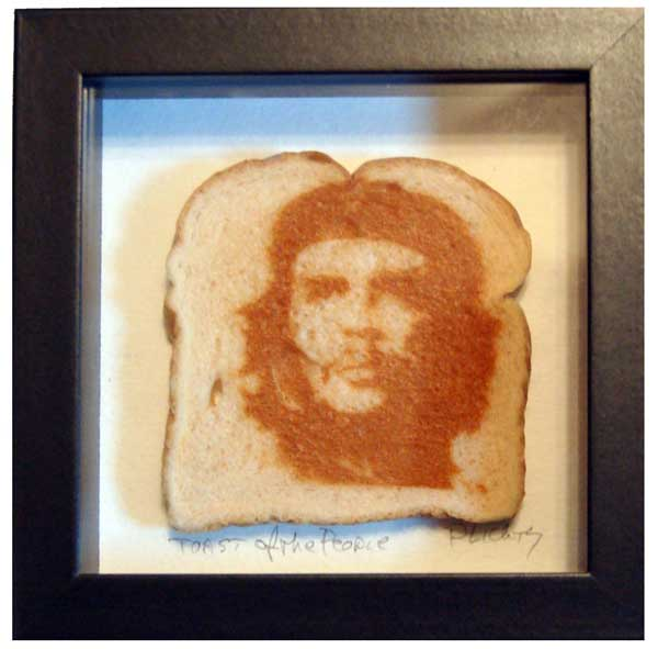 Che on Toast
