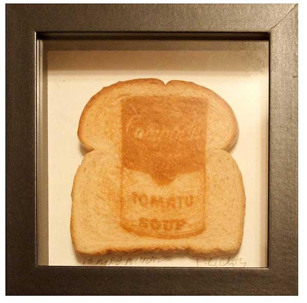 Soup on Toast