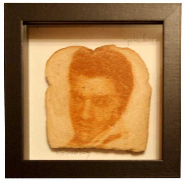 Elvis on Toast