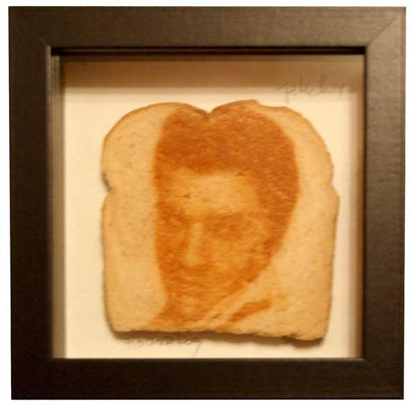 Elvis on Toast