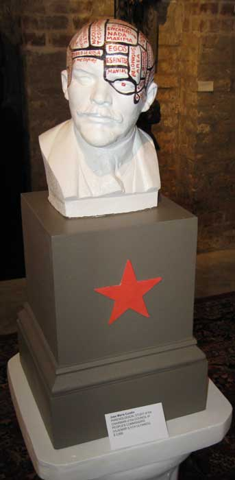 Lenin: Phrenological Study of the Council Chairman of the Council of People's Commissars