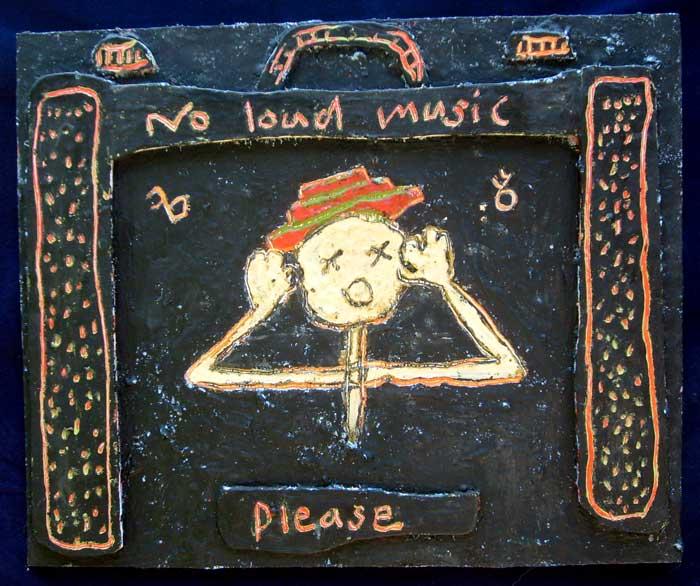 Pat Kaschalk ~ No Loud Music Please