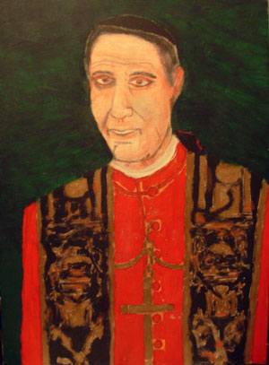 Pope by Singleton