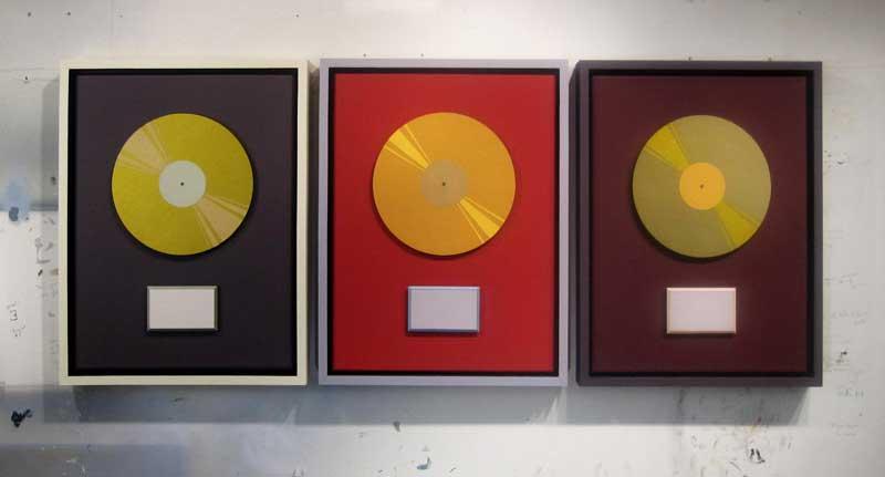 Jeffrey Forsythe- Gold Records